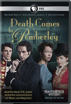 Masterpiece Mystery: Death Comes to Pemberley [DVD]
