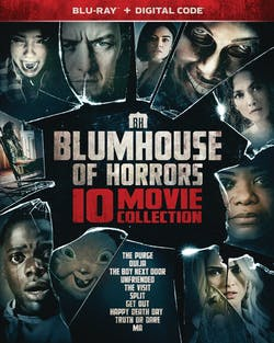 Blumhouse of Horrors 10-movie Collection [Blu-ray]