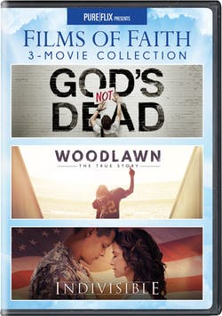 Films of Faith 3-movie Collection [DVD]