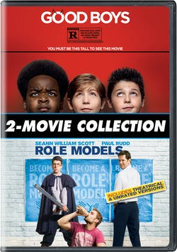 Good Boys/Role Models [DVD]
