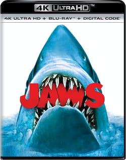 Jaws (4K Ultra HD + Blu-ray) [UHD]