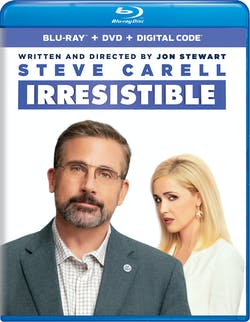 Irresistible (DVD + Digital) [Blu-ray]
