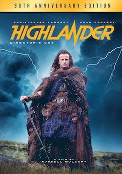 Highlander (30th Anniversary Edition) [DVD]