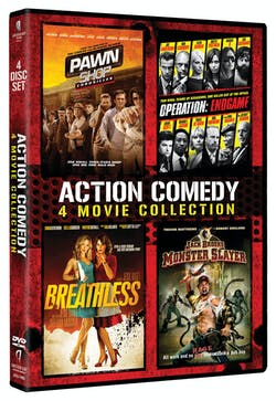 Action Comedy Collection (Box Set) [DVD]