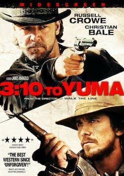 3:10 to Yuma (Widescreen) [DVD]