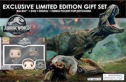 Jurassic World - Fallen Kingdom (Exclusive Limited Edition Gift Set) [Blu-ray]