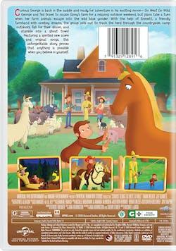 Curious George: Go West, Go Wild [DVD]