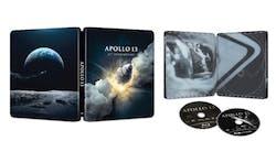Apollo 13 (4K Ultra HD Steelbook) [UHD]