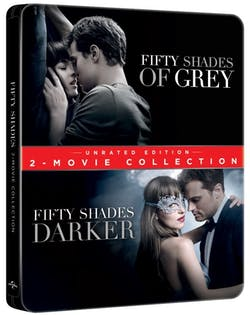 Fifty Shades: 2-movie Collection (Steelbook) [Blu-ray]