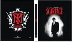Scarface (Limited Edition Steelbook + Digital) [Blu-ray]
