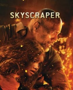 Skyscraper (Steelbook DVD + Digital) [Blu-ray]