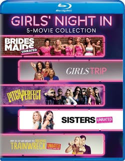 Girls Night In 5-Movie Collection [Blu-ray]