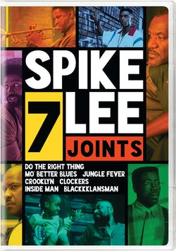 Spike Lee 7 Joints Collection [DVD]