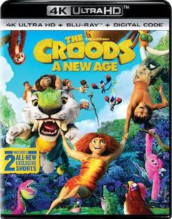 The Croods 2 - A New Age (4K Ultra HD + Blu-ray) [UHD]
