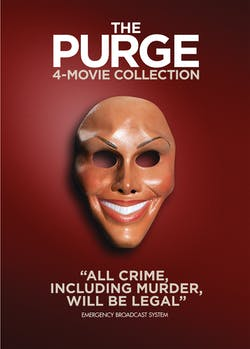 The Purge: 4-movie Collection [DVD]