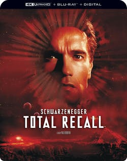 Total Recall (4K Ultra HD + Blu-ray + Digital Download) [UHD]