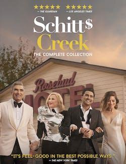 Schitt's Creek: The Complete Collection (Box Set) [DVD]