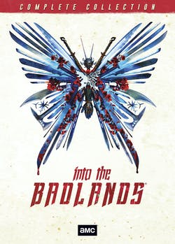 Into the Badlands: Complete Series (Box Set) [DVD]
