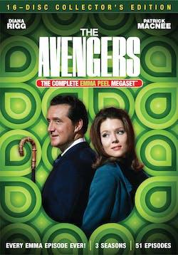 The Avengers - Emma Peel Megaset (Box Set) [DVD]