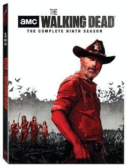 The Walking Dead: The Complete Ninth Season (Box Set) [DVD]