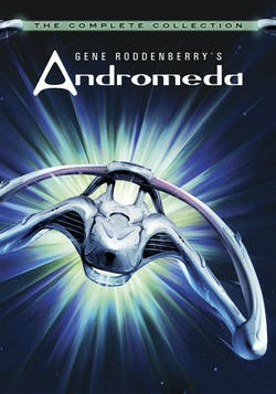 Andromeda: The Complete Andromeda (Box Set) [DVD]