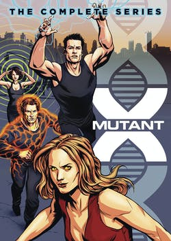 Mutant X: The Complete Collection (Box Set) [DVD]