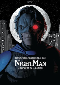 Night Man: The Complete Collection (Box Set) [DVD]