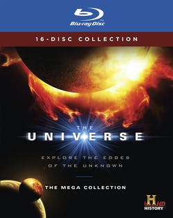 The Universe: The Mega Collection (Box Set) [Blu-ray]
