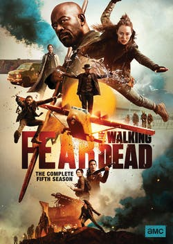 Fear the Walking Dead: The Complete Fifth Season (Box Set) [DVD]