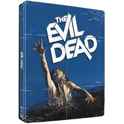 The Evil Dead (Steel Book (35th Anniversary Edition)) [Blu-ray]