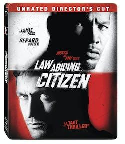 Law Abiding Citizen (Steel Book) [Blu-ray]