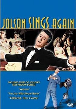 Jolson Sings Again [DVD]