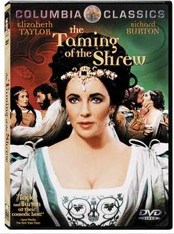 The Taming of the Shrew [DVD]