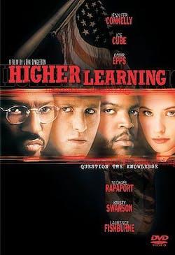 Higher Learning [DVD]