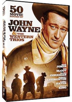 John Wayne & the Western Trios - 50 Movie Roundup [DVD]