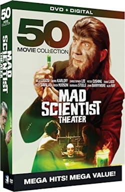 Mad Scientist Theatre - 50 Movie Collection (DVD + Digital) [DVD]