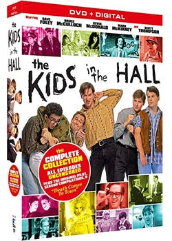 The Kids In The Hall - The Complete Collection (Digital) [DVD]