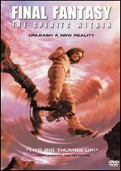 Final Fantasy: The Spirits Within [DVD]