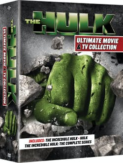 The Hulk Ultimate Movie & TV Collection (Box Set) [DVD]