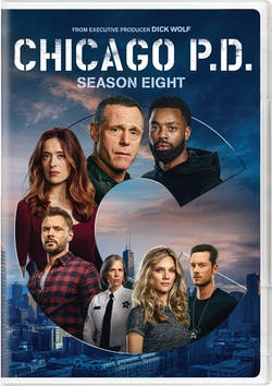 Chicago P.D.: Season Eight (Box Set) [DVD]