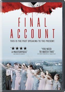 Final Account [DVD]