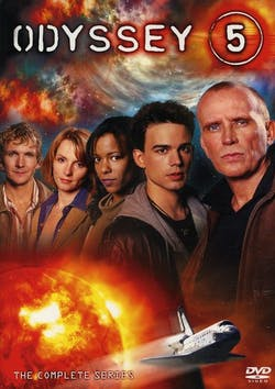 Odyssey 5: The Complete Series (Box Set) [DVD]