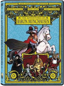 The Adventures of Baron Munchausen (20th Anniversary Edition) [DVD]