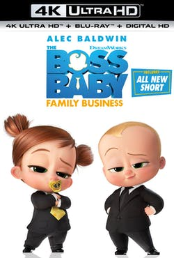 The Boss Baby: Family Business [UHD]