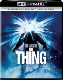 The Thing (4K Ultra HD + Blu-ray) [UHD]