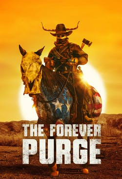 The Forever Purge [DVD]