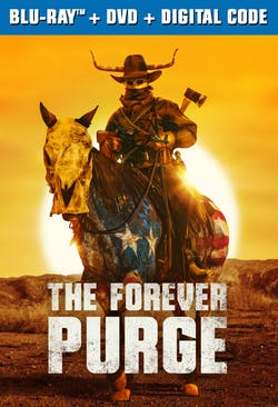The Forever Purge (with DVD) [Blu-ray]