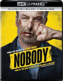 Nobody (4K Ultra HD + Blu-ray) [UHD]