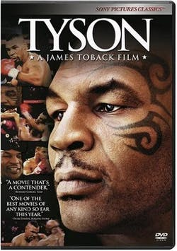 Tyson - The Movie [DVD]