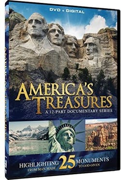 America's Treasures (Digital) [DVD]
